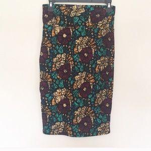 Super cute Lularoe Cassie pencil skirt. Size XS